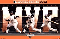 2012 World Series MVP