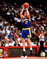 Chris Mullin 1993-94 Action Fine Art Print