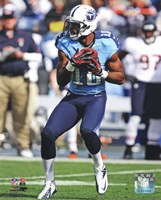 Kenny Britt 2012 Action Fine Art Print