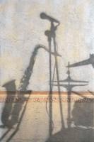 Jazz Instruments Fine Art Print
