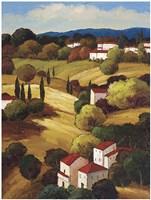 Petite Village Fine Art Print