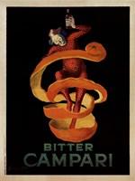 Bitter Campari Fine Art Print