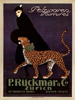 P Ruckmar C, 1910 Fine Art Print