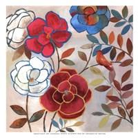 Summer Impressions II-mini Fine Art Print