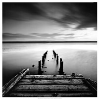The Jetty Fine Art Print