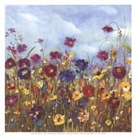 Sunshine Meadow II - Mini Fine Art Print