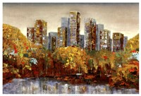 "Central Park by Carmen Dolce - 37"" x 25"" - $29.99"