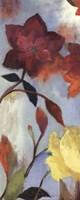 "Floral Medley II - Mini by Asia Jensen - 8"" x 20"""