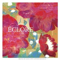 Eclore - Mini Fine Art Print
