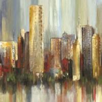 Metropolis I Fine Art Print