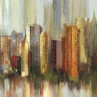 Metropolis II by Tom Reeves - various sizes