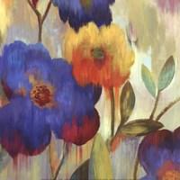 Ikat Florals I Mini