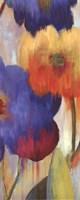 """Jardin Ikat I - Mini by Aimee Wilson - 8"""" x 20"""""""