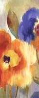 "Jardin Ikat II - Mini by Aimee Wilson - 8"" x 20"""