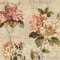 Fleur Paris I Fine Art Print