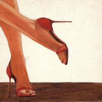 Stiletto Fine Art Print