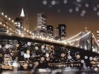 New York Night II Fine Art Print