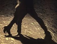 Tango in controluce Fine Art Print