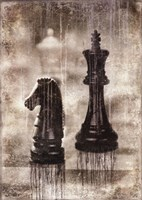 Checkmate II Framed Print