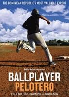Ballplayer Wall Poster