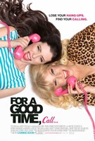 """For a Good Time, Call… - 11"""" x 17"""" - $15.49"""