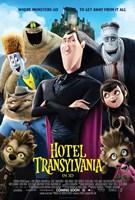 "Hotel Transylvania - 11"" x 17"""