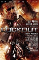 Lockout Wall Poster