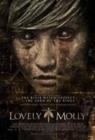 "Lovely Molly - 11"" x 17"""