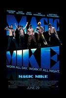 "Magic Mike - 11"" x 17"""
