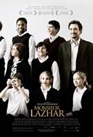 """Monsieur Lazhar - 11"""" x 17"""""""
