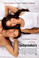 The Babymakers Wall Poster