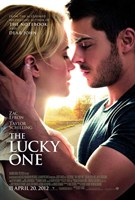 The Lucky One Wall Poster