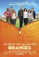 The Oranges Wall Poster