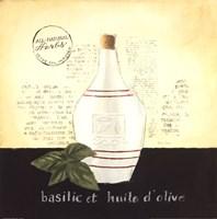 Huile d Olive III Fine Art Print