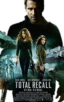 Total Recall Colin Farrell Wall Poster