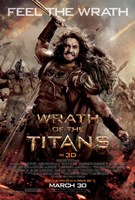 Wrath of the Titans Wall Poster