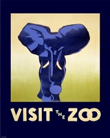 Visit the Zoo - various sizes