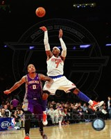 Carmelo Anthony 2012-13 Action Fine Art Print