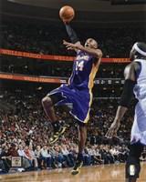 Kobe Bryant 2012-13 Action Fine Art Print