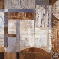 """Intersection by Liz Jardine - 30"""" x 30"""""""