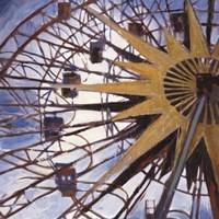 Ferris Wheel Fine Art Print