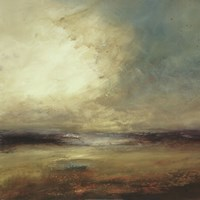 "New Land by Lisa Ridgers - 35"" x 35"""