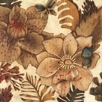 Fleurs De Bois Fine Art Print