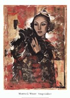 Vintage Goddess I Fine Art Print