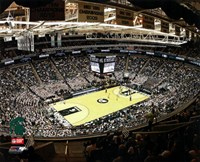 Breslin Center Michigan State University Spartans 2012 Fine Art Print