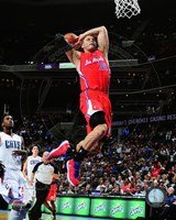 Blake Griffin 2012-13 Action Fine Art Print