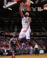 DeMarcus Cousins 2012-13 Action Framed Print