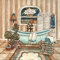 My Inspiration Bath I Fine Art Print