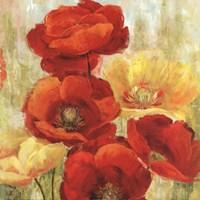 Flourishing Meadow II Fine Art Print