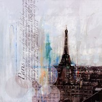 The City of Light I Fine Art Print
